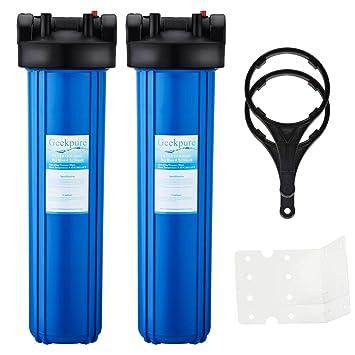 Amazon.com: Geekpure Big Blue - Filtro de agua para casa ...