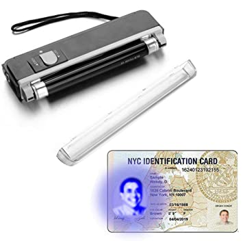 bihood falsificación de detector de dinero falso Detector de dinero lápiz Detector de dinero falso falsos ...