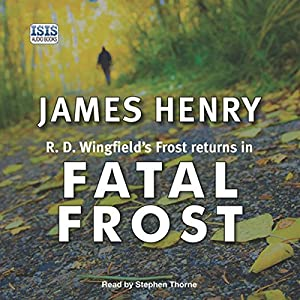 Fatal Frost Audiobook