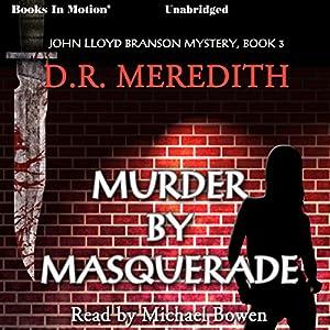 Murder By Masquerade Audiobook