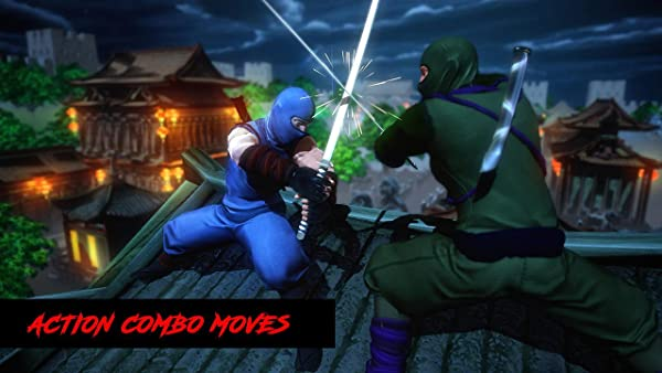 Ninja War Lord Hero Guerreros del Caos Fighting Revolution ...