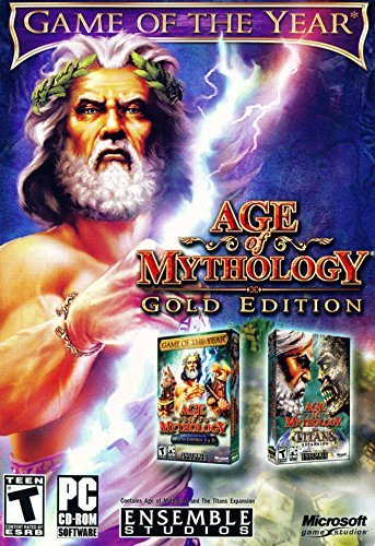Age of Mythology: Gold Edition (UK Import)