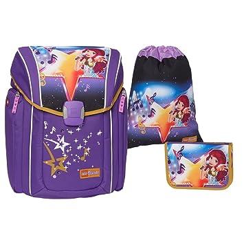 Juego de mochilas escolares friends Popstar - Xtreme: Amazon.es: Juguetes y juegos