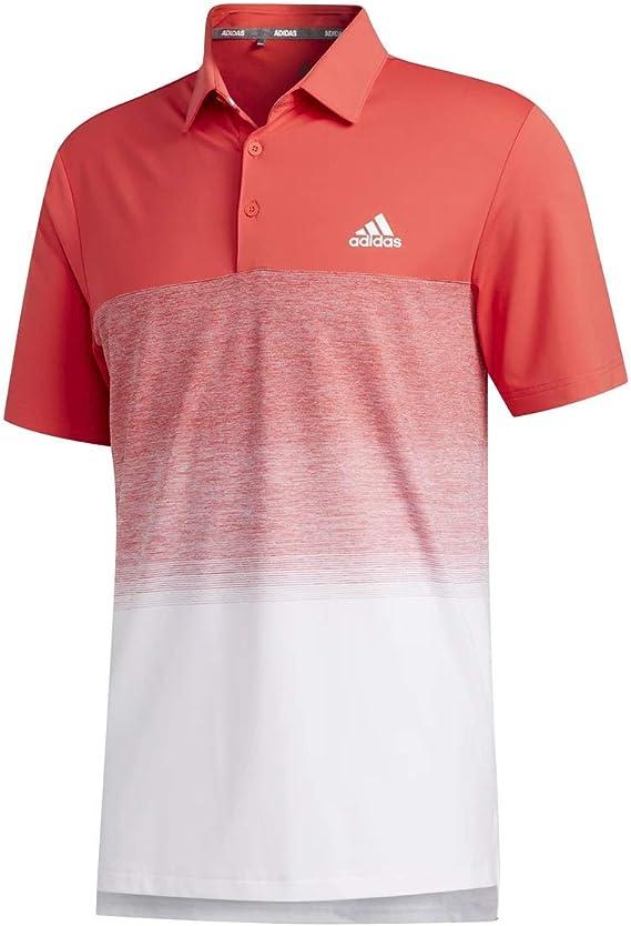 adidas Golf 2020 Ultimate 1.1 Print - Polo elástico para Hombre ...