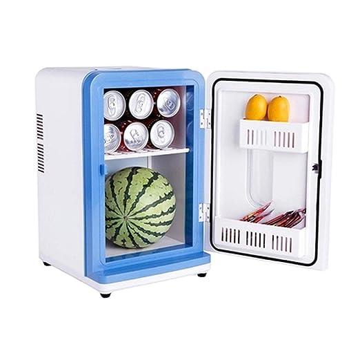Mini Nevera: refrigerador para el automóvil/frío y Caliente ...