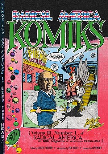 Radical America Komiks