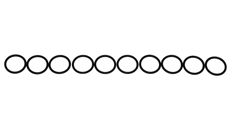 Fluoropolymer Elastomer 70 Durometer Hardness STCC 3//16 ID ORVT106 Viton Number-106 Standard O-Ring 3//8 OD 3//16 ID 3//8 OD Sur-Seal Sterling Seal and Supply