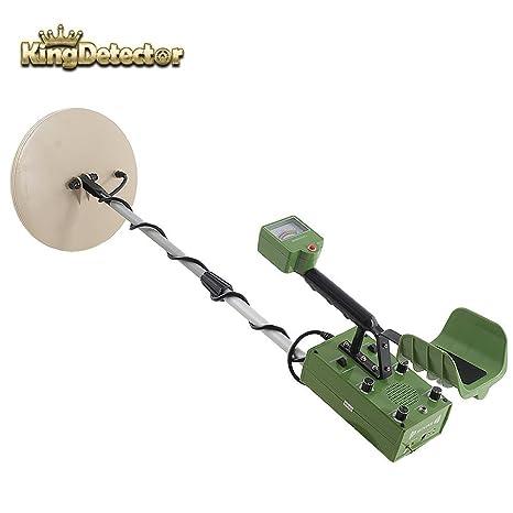 kingdetector oro plateado Digger Detector de metales Treasure Hunter md-88 garantía de calidad