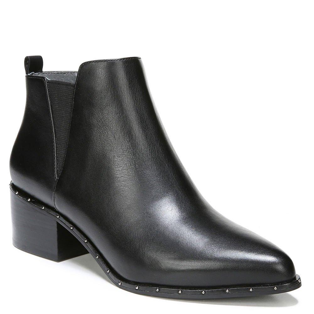 Carlos by Carlos Santana Women's Ginger Ankle Boot, Black, 7 Medium US