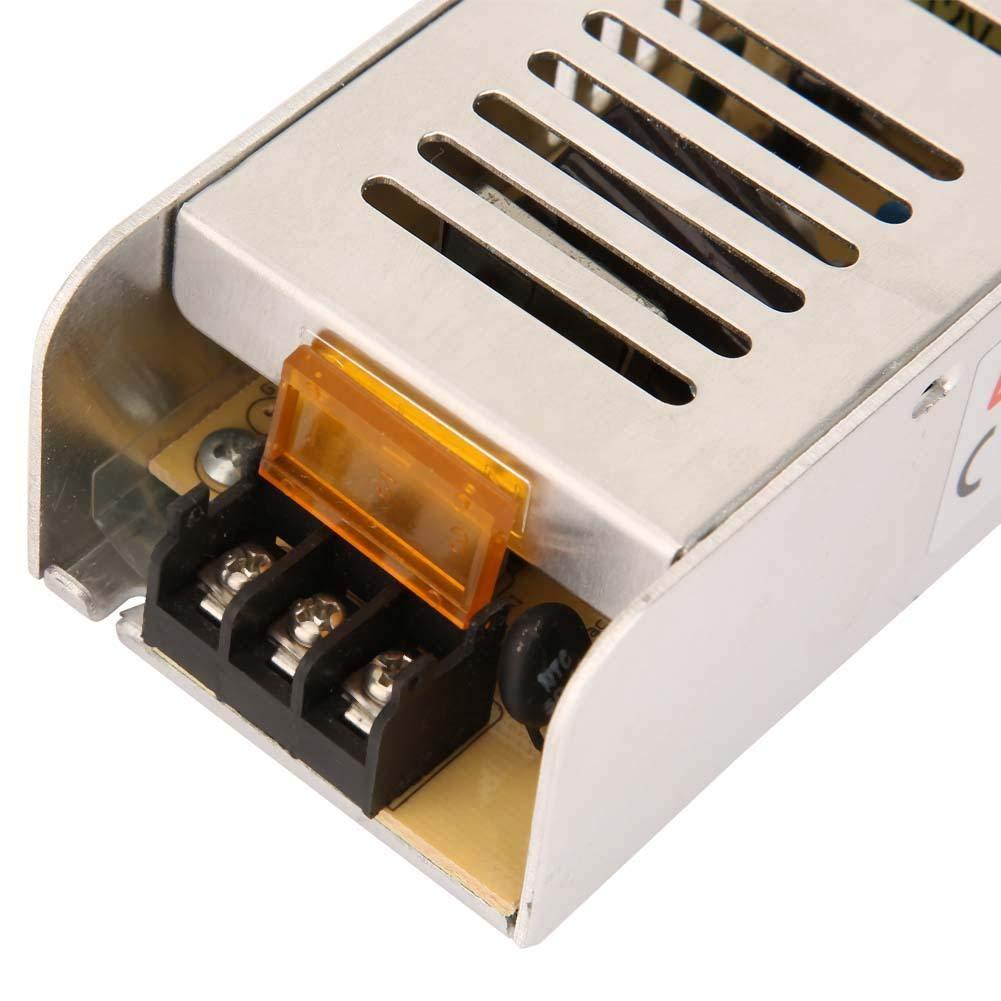 Transformadores de potencia 200W para LED convertidor de voltaje de controlador de fuente de alimentaci/ón de conmutaci/ón de tira de CA 110V-220V 150W 12V 200W