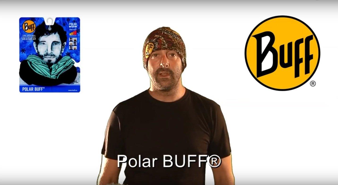 Buff Cashmere Red//Samba Polar Buff