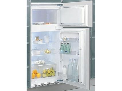 Kühlschrank Gefrierschrank Kombination : Whirlpool art a einbau kühl gefrier kombination amazon