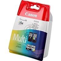 Canon oryginalny - Canon Pixma MG 3600 Series (540541 / 5225B006) - 2 x głowica drukująca Multipack (czarny, cyjan…
