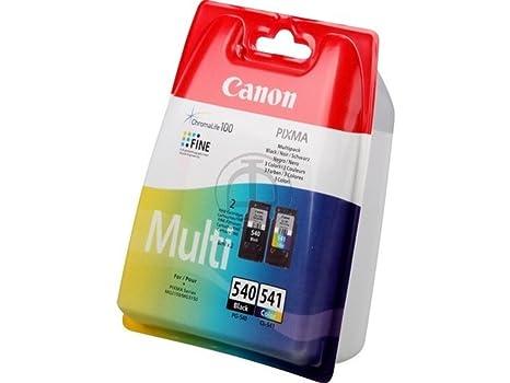 Canon Original PG-540/CL-541 Combo Pack: Amazon.es: Informática