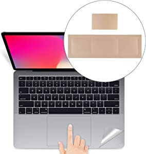 DESHENG Smartphone Protective Clips Palm & Trackpad Protector Sticker for MacBook Retina 12 (A1534) Phone Bag (Color : Gold)