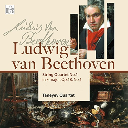 String Quartet No.1 in F Major...
