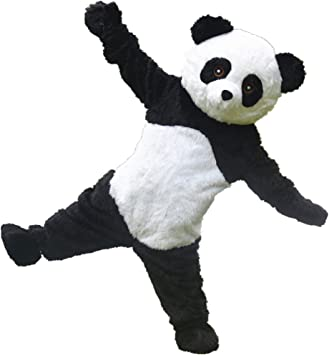 DREAM--STORE - Disfraz de oso panda para adulto: Amazon.es ...
