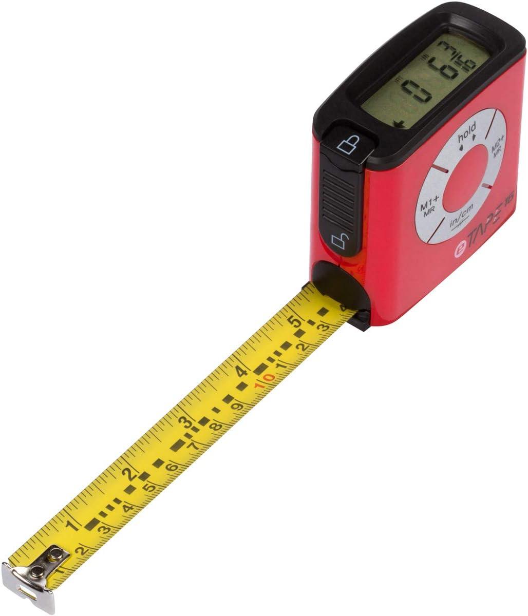 eTape16 Digital Electronic Tape Measure