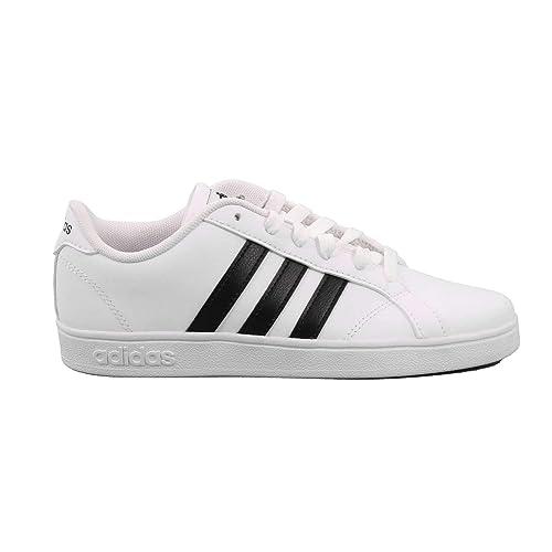 pretty nice 63968 9ad29 adidas Baseline K, Scarpe da Fitness Unisex-Bambini, Bianco NegbasFtwbla  000