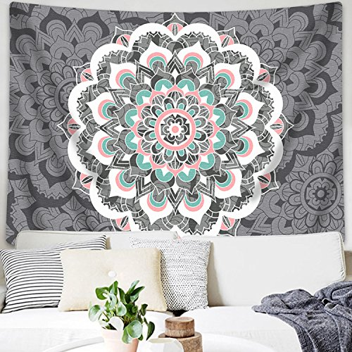 Sunm boutique Tapestry Wall Hanging Indian Mandala Tapestry