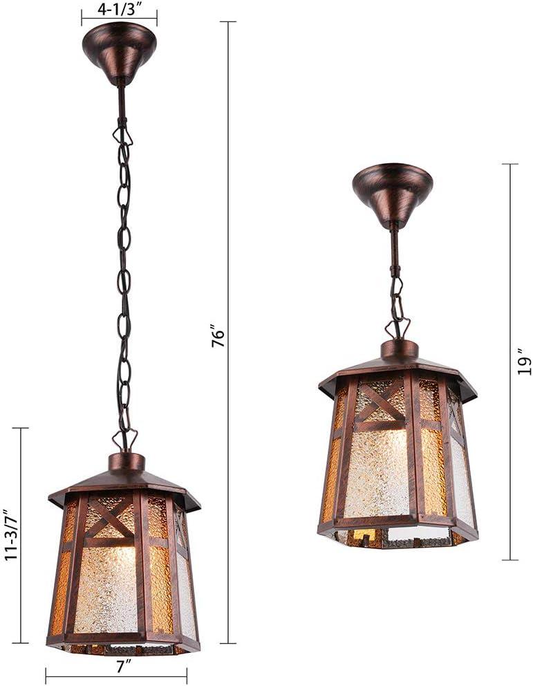 Betling Ceiling Pendant Kitchen Island Lighting Oil Rubbed Bronze Farmhouse Vintage Lantern Hanging Porch Light Lamps Light Fixtures Tools Home Improvement Urbytus Com