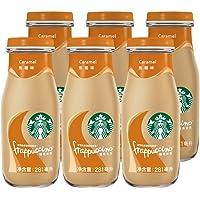 Starbucks 星巴克 星冰乐焦糖味咖啡饮料 瓶装 281ml*6