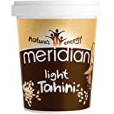 MERIDIAN FOODS - No GM Soya Tahini Light 454g (PACK OF 1)