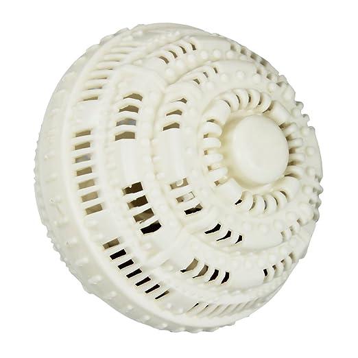 com-four® Bola de Lavado Bola ecológica Bola Limpia - para la ...