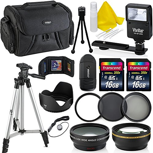 Professional-58MM-Accessory-Bundle-Kit-For-Canon-Rebel-T6i-T6-T6S-T5-T5i-T7-T7i-T4i-T3-T3i-T2i-T1i-DSLR-Cameras-15-Accessories-for-Canon