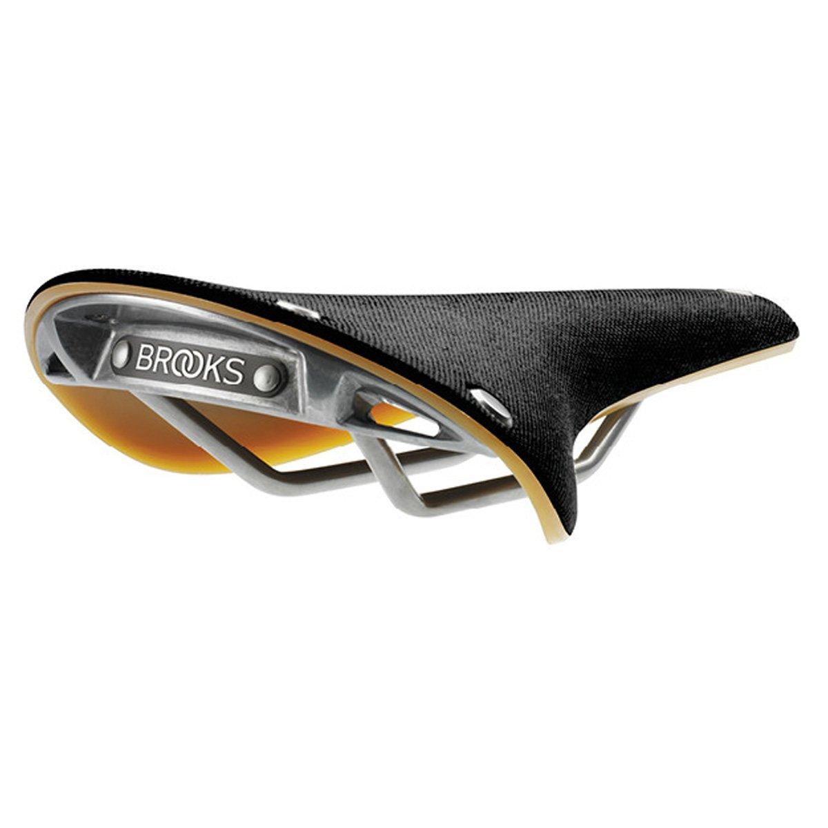 BROOKS(ブルックス) 快適性を追求した新世代サドル CAMBIUM C17 BLACK/NATURAL B01MEGG1F1