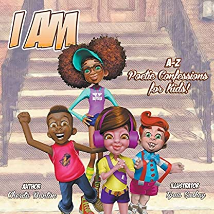 I Am: A-Z Poetic Confessions for Kids!