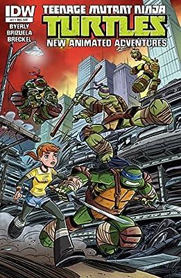 Teenage Mutant Ninja Turtles: New Animated Adventures #1