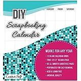 DIY Scrapbooking Calendar