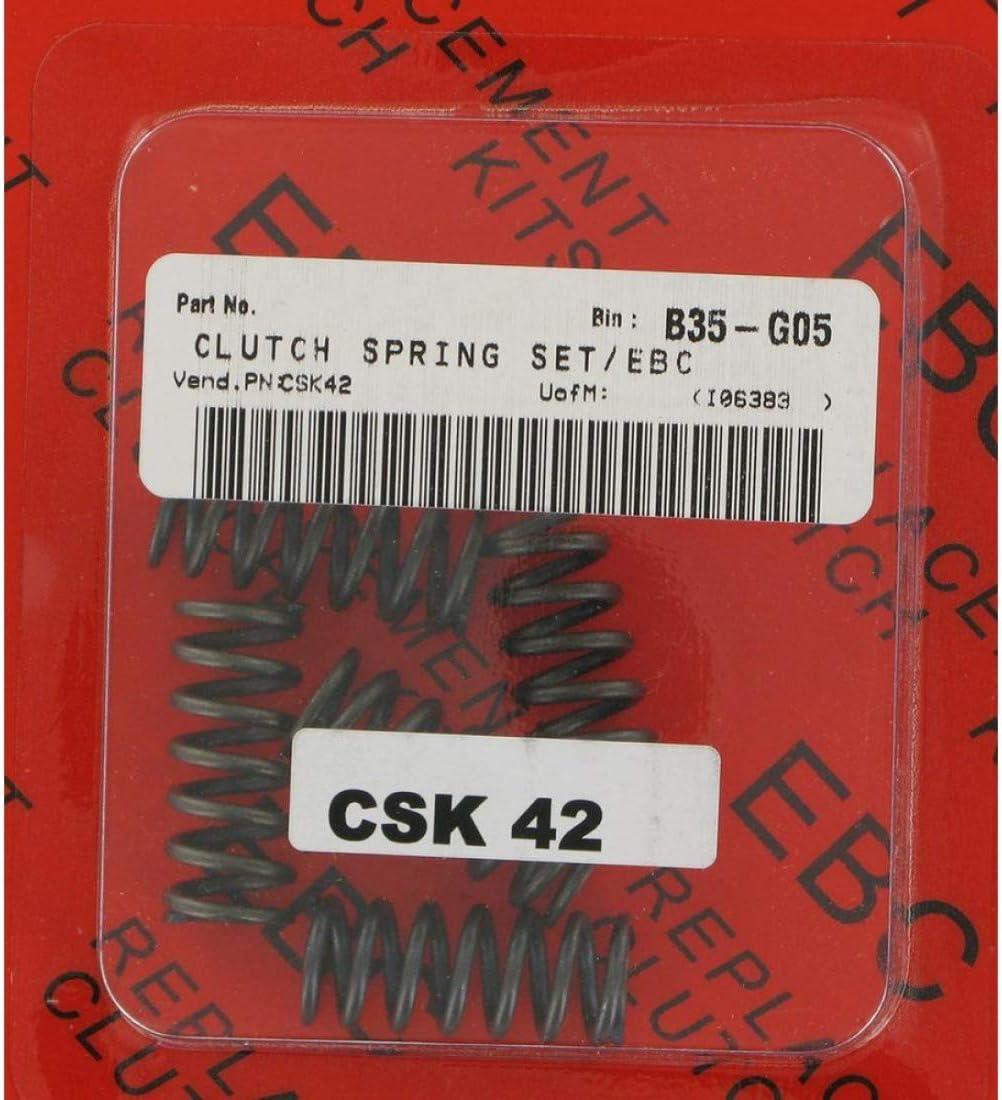 Compatible avec//Remplacement pour 125 XT R//X-DTLC-IT-TY-DTMX-YZ-50-80-85-KIT RESSORTS EMBRAYAGE-CSK42