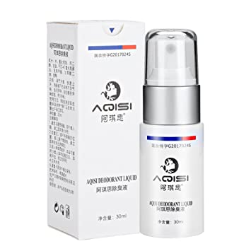 Beauty & Health 30ml Odor Remover Spray Armpit Underarm Smell Removal Refresh Body Deodorant Liquid Water Summer Sweat Women Men Supplies Fragrances & Deodorants