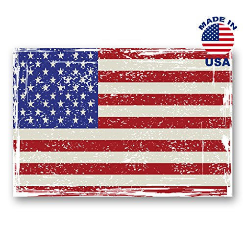 AMERICAN FLAG postcard set of 20 identical postcards. United States flag post cards. Made in ()