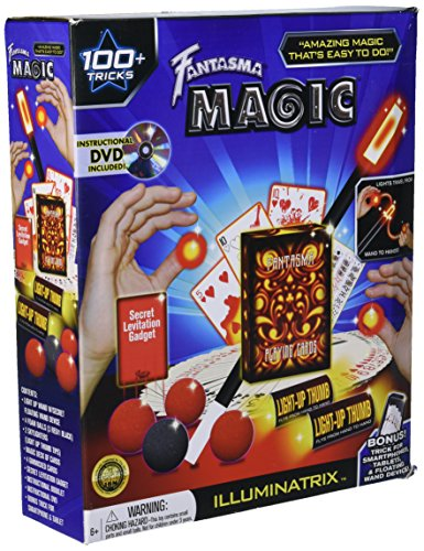 Fantasma Magic Illuminatrix Set with Over 100 Tricks and an Instructional DVD