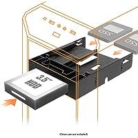 Série MB343, 2x SSD + HDD