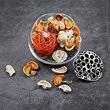 Qingbei Rina Yellow Orange Scent Potpourri Dried