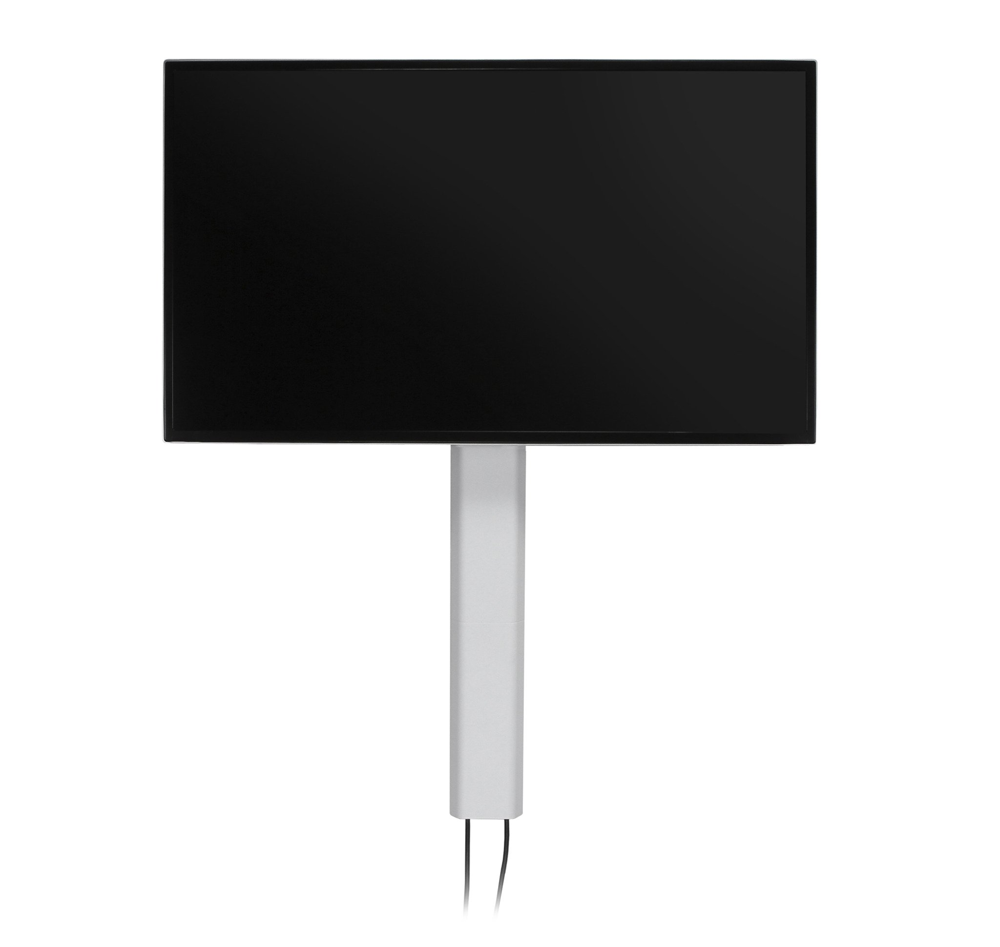 OmniMount OCM On-Wall Cable Management Covers, Paintable, Flat Design to Conceal up to 6 Cables, Set of Three, 3.25'' x 18'' Inches by OmniMount (Image #7)