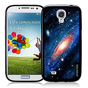 Blue Star Galaxy Thinshell Case Protective S4 Case