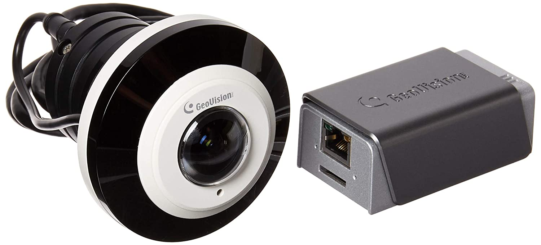 Geovision GV-UNFE2503 | 2MP H 264 Super Low Lux WDR IR Miniature Compact  Fisheye Surveillance Camera