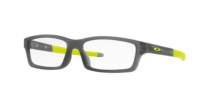 954e321e6d8 Amazon.com  OAKLEY OX8111 - 811103 CROSSLINK YOUTH (A) Eyeglasses ...