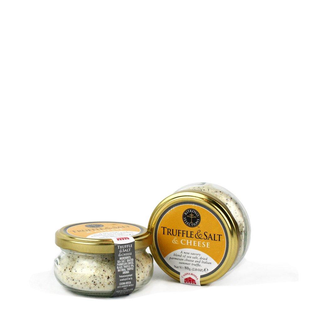 Casina Rossa Truffle & Salt & Cheese Spice Mix (3.5 ounce)