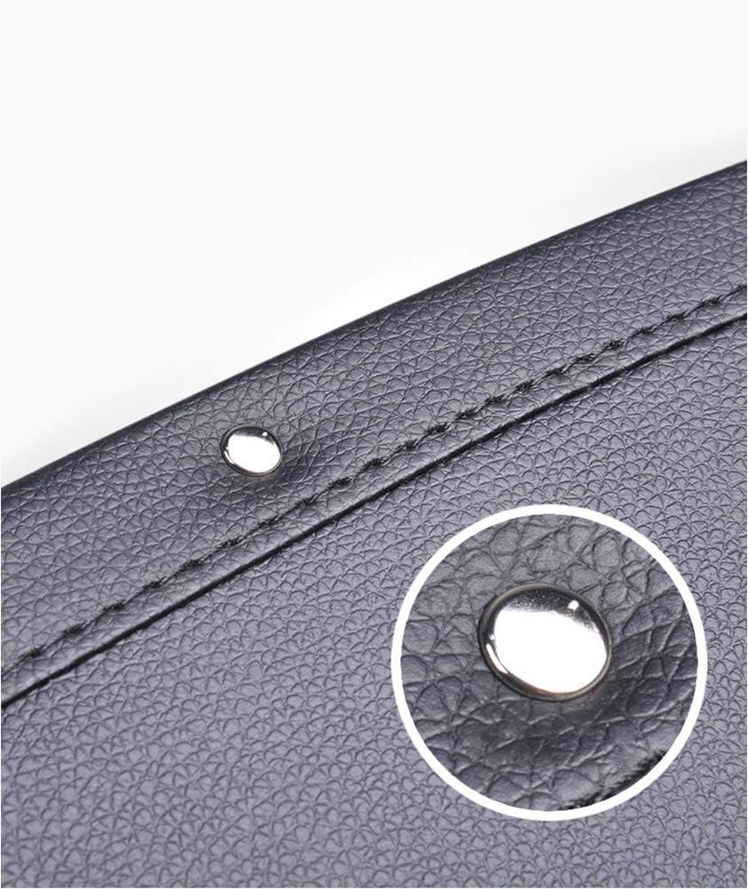 FIEMACH Smart 453 Fortwo//Forfour 2015-2019 Scatola di Immagazzinaggio Conservare La Moneta del Portafoglio Chiave del Telefono Materiale in Pelle Pu Borse di Stoccaggio