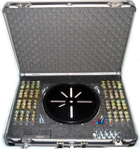 Specialized Wheel Alignment Tool Case Dercin Industrial Manufacturer Company