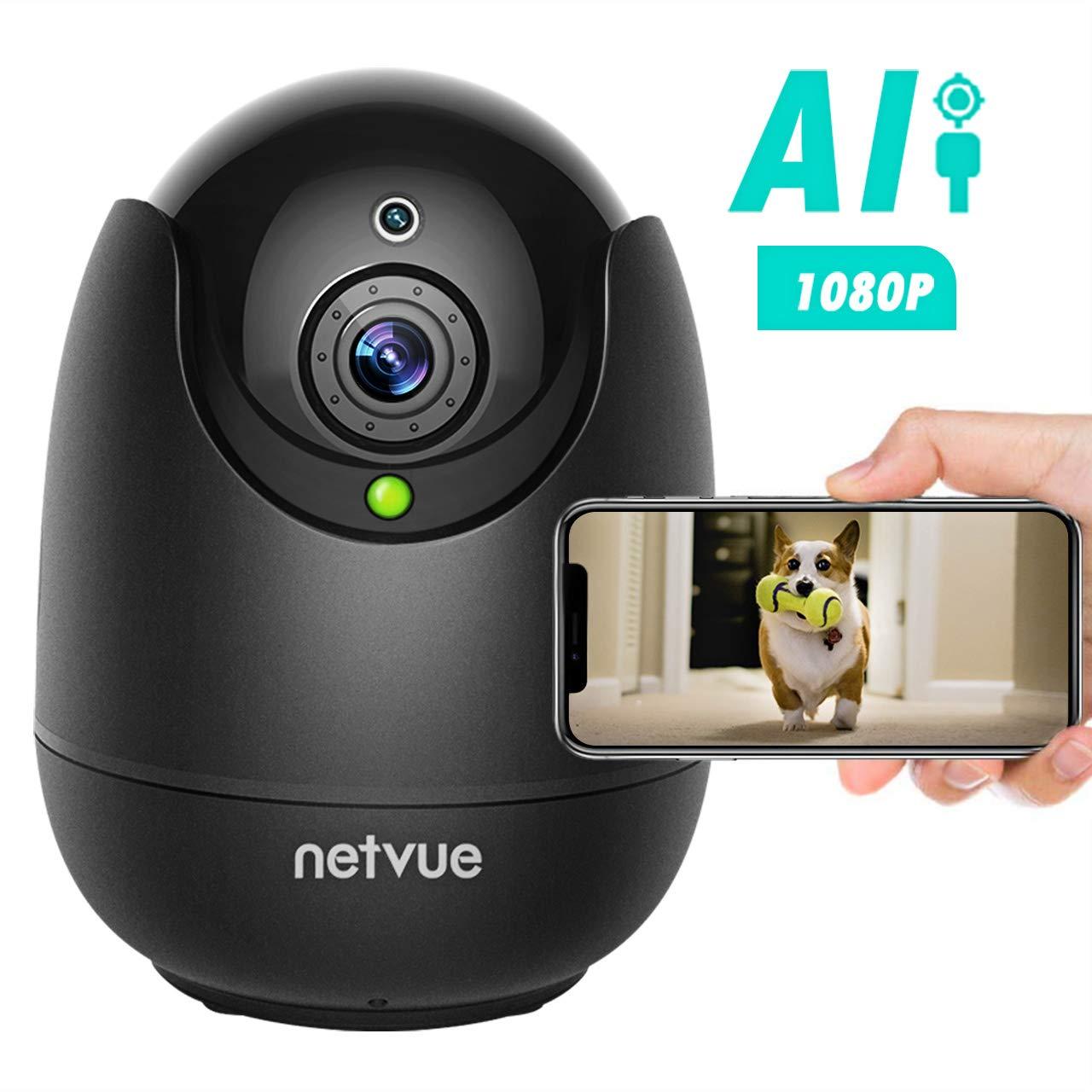 Netvue FHD Dog Camera