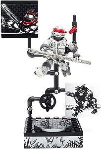 Mega Bloks Teenage Mutant Ninja Turtles - Donatello Eastman & Laird Collector's Figure by Mega Brands