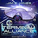 Terminal Alliance: Janitors of the Post-Apocalypse Series, Book 1 Audiobook by Jim C. Hines Narrated by Rebecca Mitchell