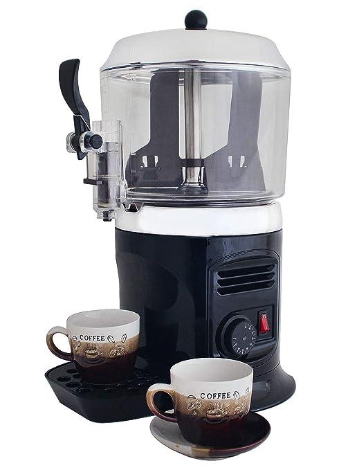 Amazon.com: 110V 5Liter Commercial Hot Chocolate Dispenser ...